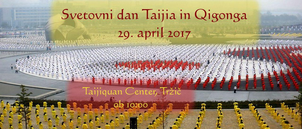 29.April, Svetovni dan taijija in qigonga